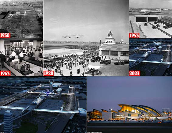 The Amazing Story of Los Angeles Airport as it Celebrates its 90th Anniversary
