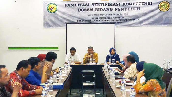 Indonesia Seeks to Improve the Competence of Agricultural Lecturers