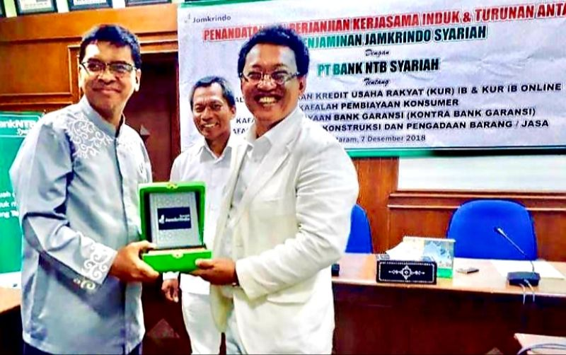 Positive Trend of the 2018 Indonesian Sharia Guarantee Business