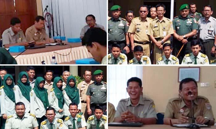 Berita Foto Mahasiswa STPP Jurluhtan Yogyakarta PKL di Cilacap