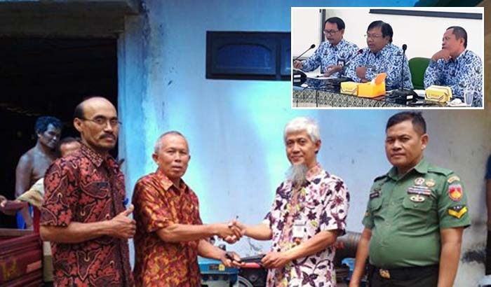 Realokasi Pompa Air, PJ Upsus Kebumen Antisipasi Dampak Kekeringan MT3