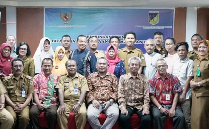 Indonesian Govt Enhances the Cooperative Oversight Function in the Region