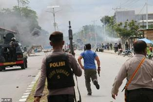 Indonesia Deploys more Troops as Papua Hit by Fresh Unrest?