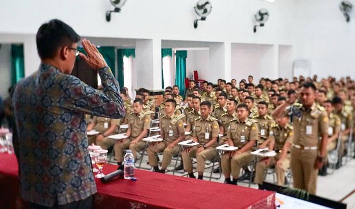 Berita Foto Kuliah Umum Kepala BPPSDMP di Polbangtan YoMa