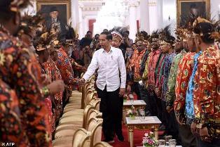 Tersangka Kerusuhan Papua Tambah jadi 85 Orang disorot Media Asing