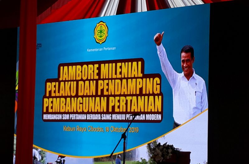 Millennial Farmers are the Target of Developing Indonesian Agricultural HR