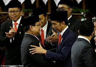 Kabinet Jokowi, Prabowo Akui Presiden Tawarkan Jabatan Menhan