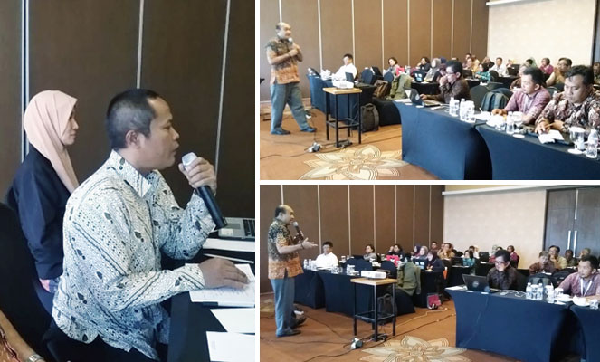 Lecturers of Indonesia`s Agricultural Vocational Colleges must be Ready IT