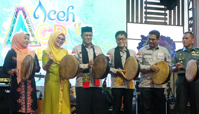 Indonesia`s Aceh Held Agricultural Exhibition, the 2019 Agro Expo