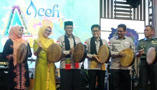 Aceh Agro Expo 2019, Kepala BPPSDMP Ajak Petani Dukung Ekspor Pertanian