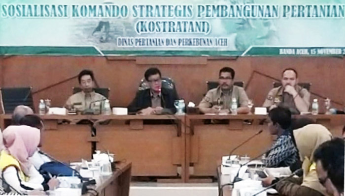 Indonesian Govt Developing the KostraTani for Agricultural Data Accuracy