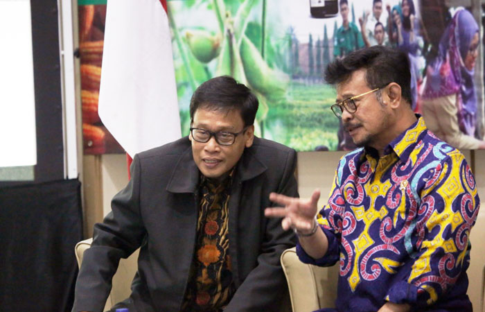 Indonesian Govt Developing the KostraTani for Agricultural Extensionist
