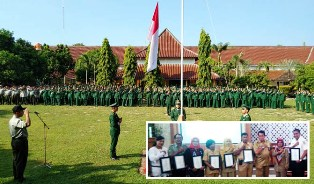 Indonesia`s Polbangtan YoMa Won an Award of Yogyakarta City Govt
