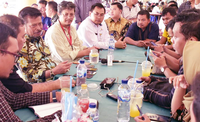 Indonesian Minister Calls the Press to Support Achievement of Food Sovereignty