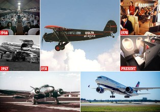 Delta Air Line`s Transformation over 10 Decades into a Titan of Aviation worth $37b