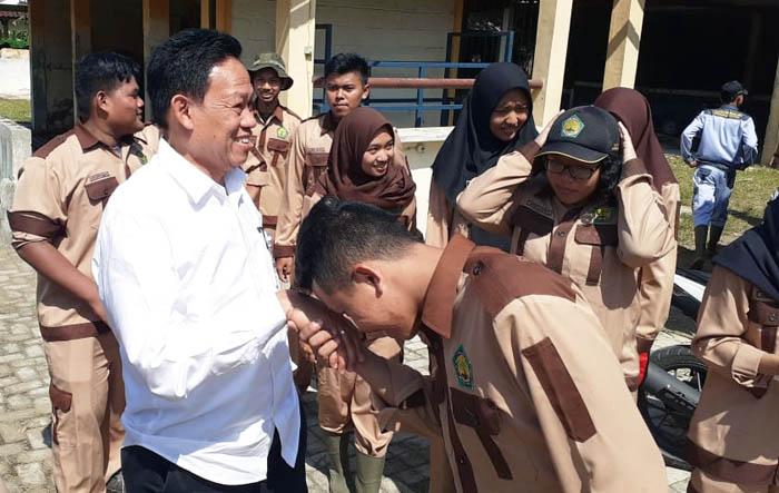 Berita Foto Kunker Kepala BPPSDMP Kementan di Polbangtan YoMa