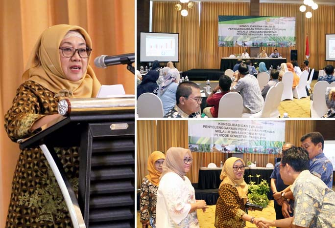 Indonesian Govt Supports the Regional Agricultural Extension Budget