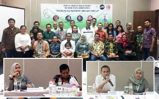 Kawal Visi Jokowi: Pusdiktan Diskusi `Petani Milenial` dengan Nasdem, PKB dan RTI