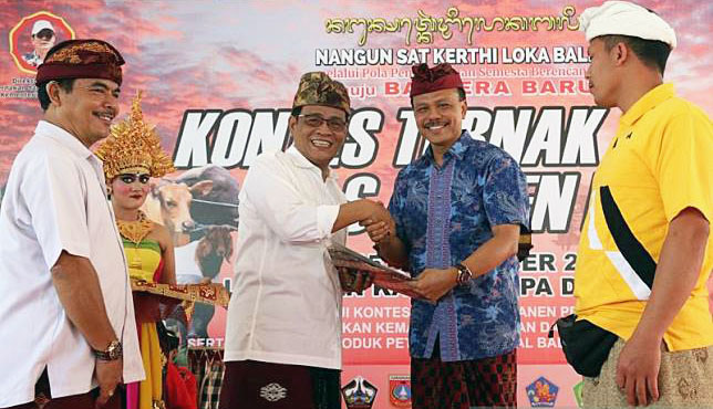 Indonesian Govt Chose Artificial Insemination to Increase Cattle Production