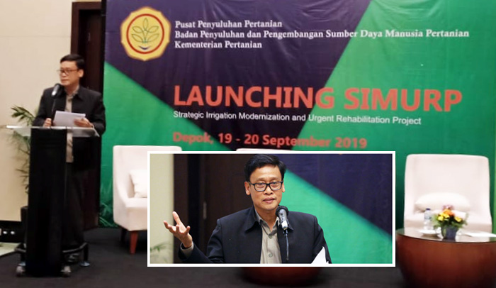 The World Bank Supports Indonesia for the Strategic Irrigation Modernization