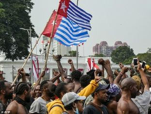 Terlibat Unjuk Rasa, Empat Warga Australia Dideportasi dari Papua