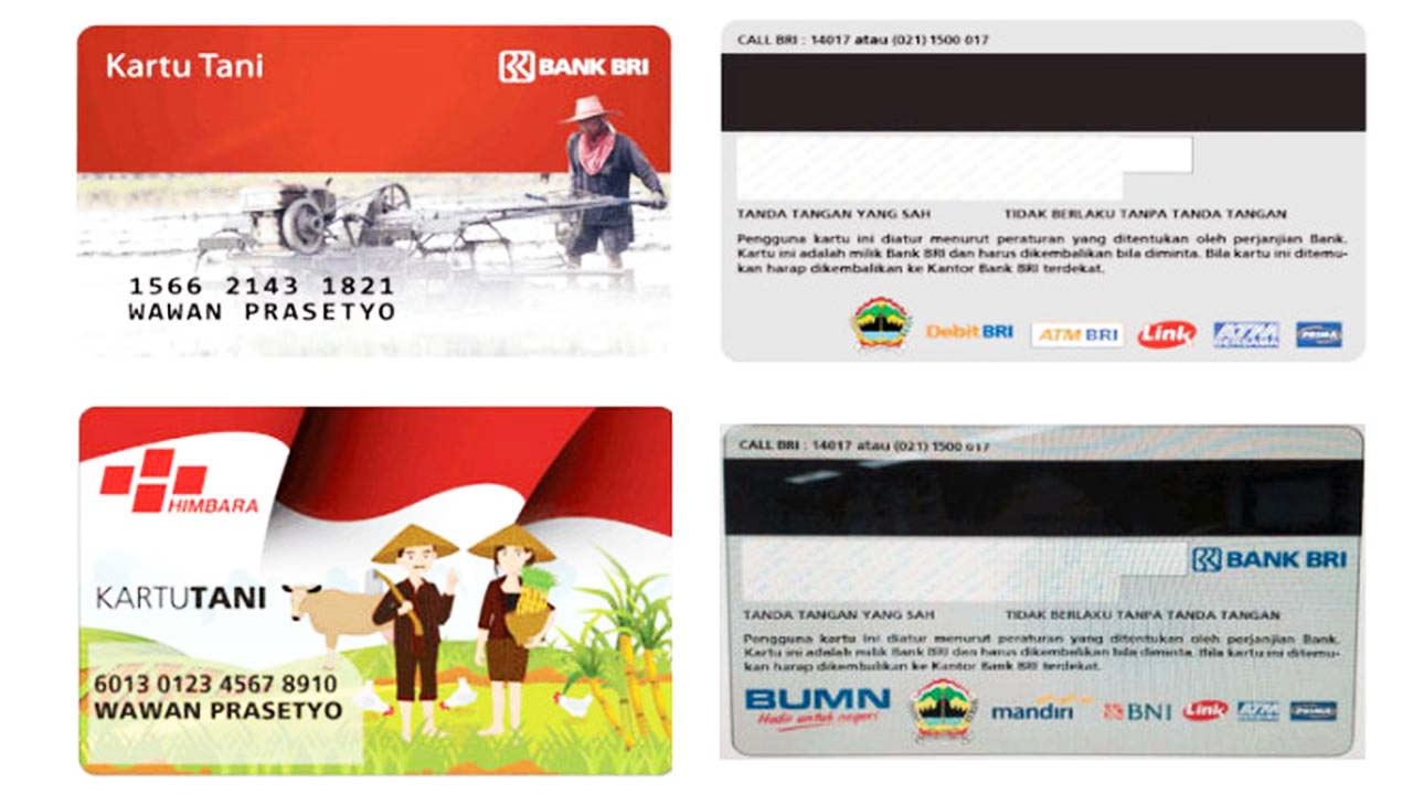 Indonesian Govt Distributes Subsidized Fertilizer with Farmer Cards