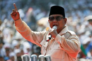 Kunjungan Menhan Prabowo di Amerika jadi Sorotan Dunia