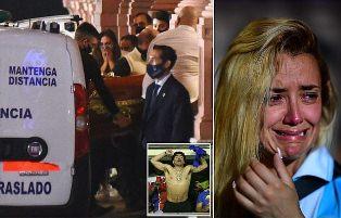 Maradona Wafat, Pengacaranya Tuntut Investigasi Kematian Sang Legenda