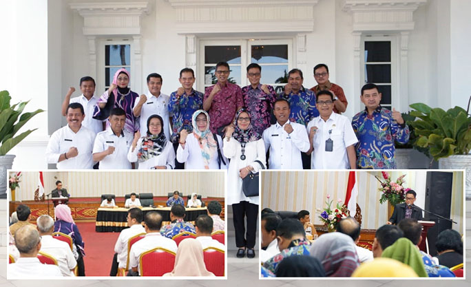 Indonesian Farmers and Fishermen`s Week will be Held 2020 in West Sumatera
