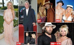 5 Kali Menikah, Pamela Anderson Dipinang Produser Film Hollywood Jon Peters