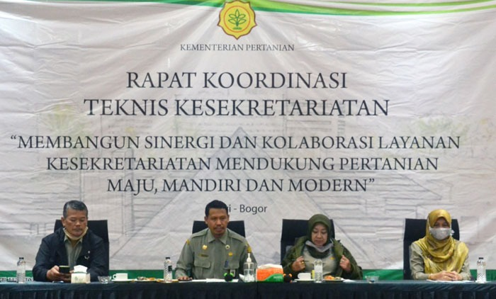 Indonesian Agriculture is Moving towards the Digitalization Era 4.0