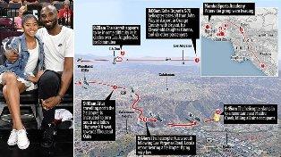 Pemicu Kecelakaan, Helikopter Kobe Bryant Terbang Terlalu Rendah kata ATC