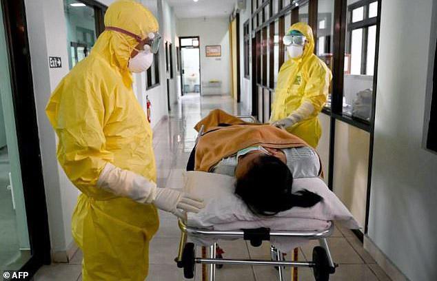 Menkes Tuding Harvard Hina Kemampuan Indonesia Cegah Wabah Virus Corona