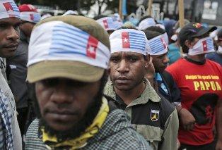OKB di Papua Barat Klaim Jarah Senjata dari Lokasi Jatuh Heli Mi-17