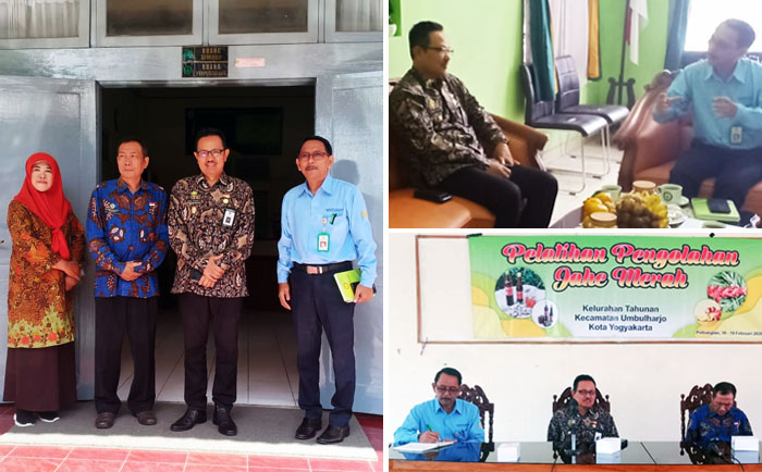 Indonesia Encourage Agricultural Exporters to Increase Volume Export
