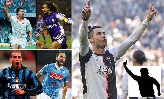 Ronaldo Cetak 50 Gol dari 70 Laga di Seri A Italia, Lebih Cepat dari Basten dan Batistuta