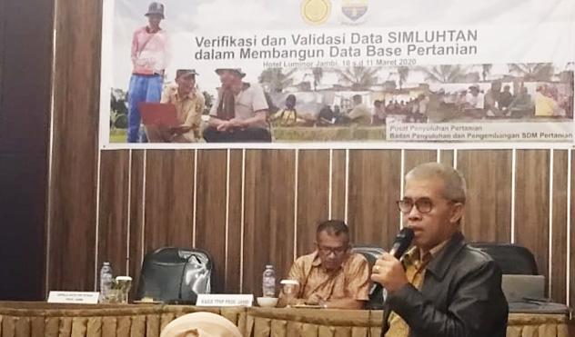 Pusluhtan Konsolidasi Verval Simluhtan Wilayah III, Ini Berita Fotonya