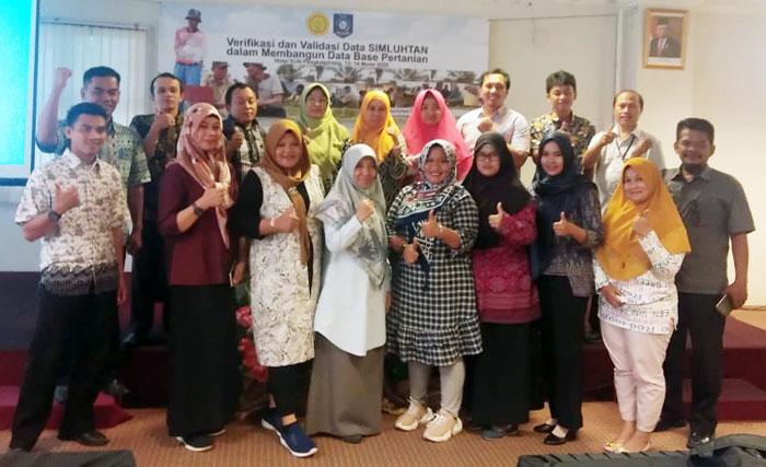 Berita Foto Pusluhtan BPPSDMP Verval Simluhtan di Wilayah IV Sumatera