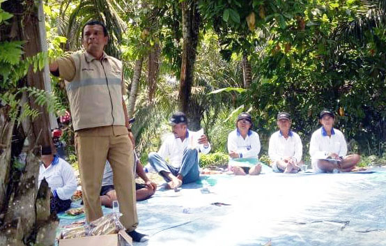 Indonesian Agricultural Extentionists must be Support Farmers