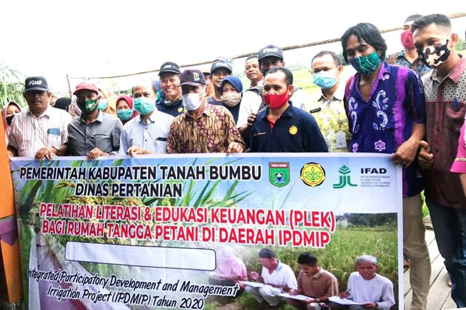 Indonesian IPDMIP Program`s Support Welfare of Farm Families