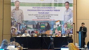 Indonesian Govt Optimizing Agricultural HR Competencies?