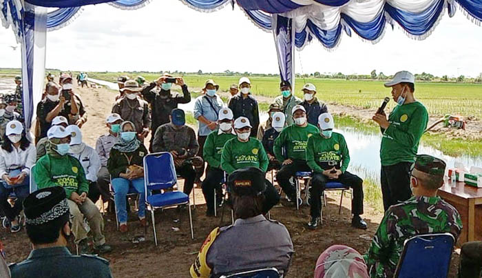 Indonesia Developing the Food Estate in Central Borneo Province