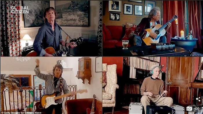 Charlie Watts Sosok Kalem Peredam Badai The Rolling Stones