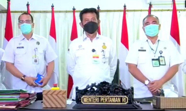 Indonesian Govt Encourage Agricultural Exporters to Increase Volume Export