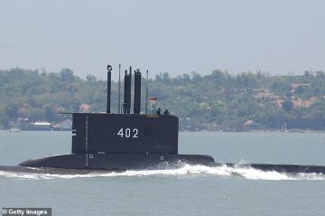 Indonesia Searching for 53 Crew Aboard Missing Submarine, Seeks Australia, Singapore Help