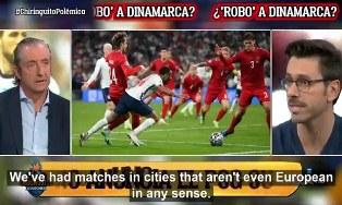 Program TV Spanyol Tuding Euro 2020 ´Kondisikan´ Inggris Menang