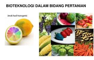 Komersialisasi Produk Biotek di Indonesia Sudah di Depan Mata